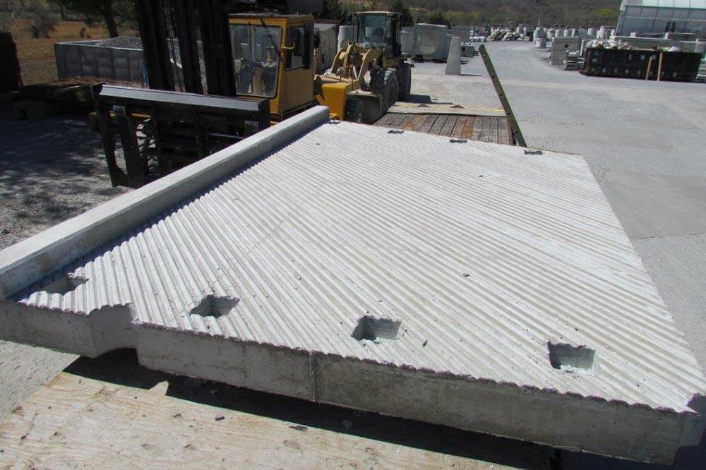 Boat Ramp 2 Precast Manufacturing Company