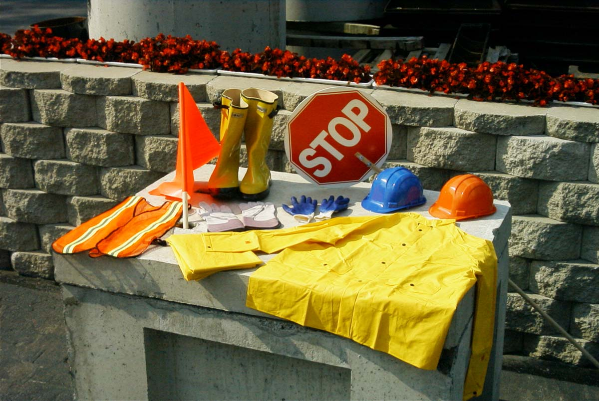Boots|Flags|Gloves|Hardhats| Signs|Rain Gear|Safety Vests