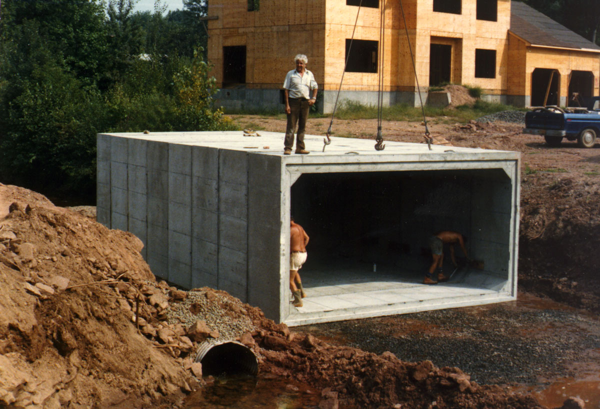 Box Culverts & Holding Tanks