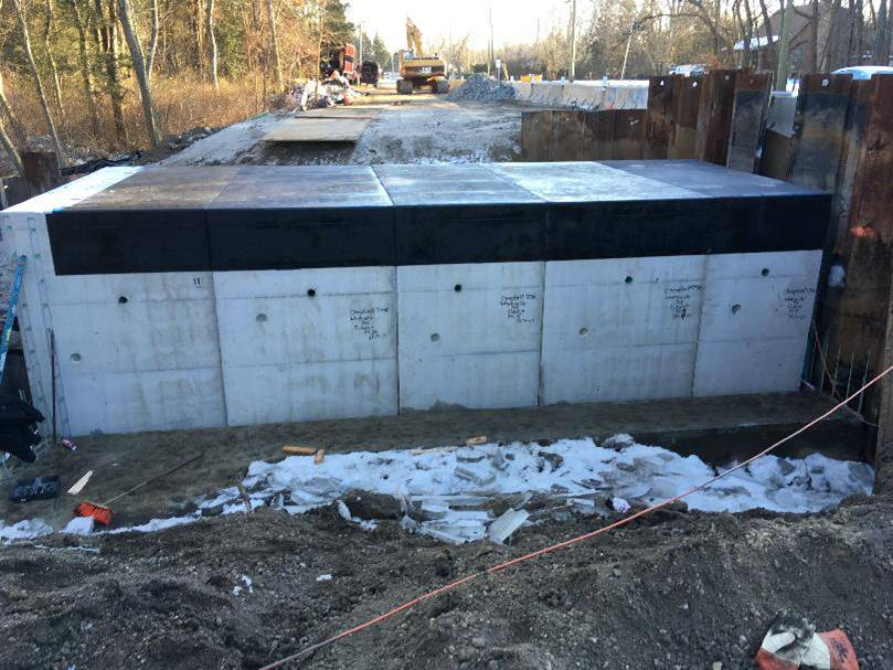 Box Culvert Construction