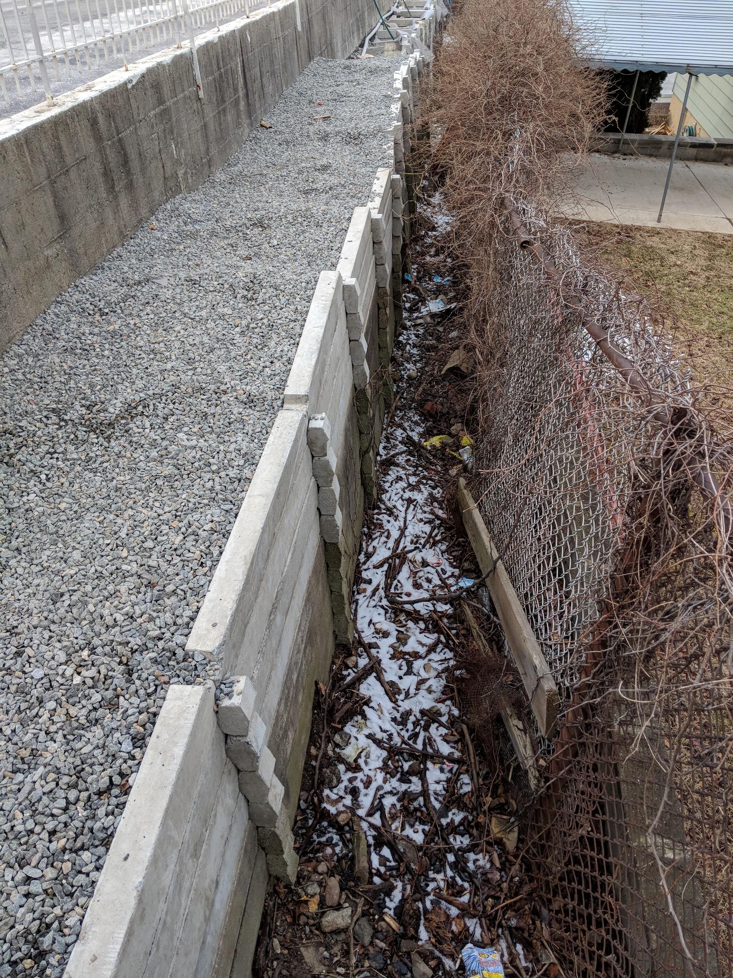 Precast Crib Walls
