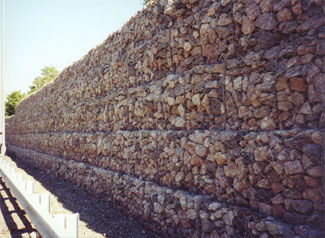 GABIONS BASKETS